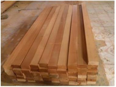 建筑方木使用