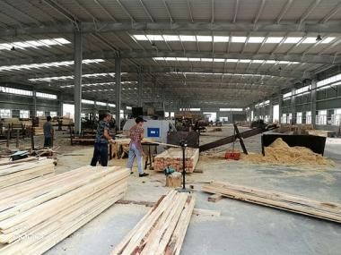 方木生产厂区